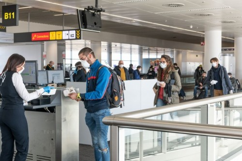 Airlines chief hits out at 'crazy' European travel restrictions
