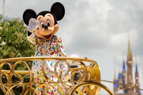 Capacity limits imposed as Disney reopens Florida theme parks
