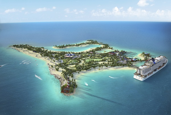 MSC Cruises set to open Bahamas 'Marine Reserve'