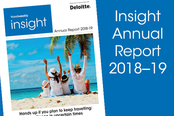 Travel Weekly Insight Report 2018/19
