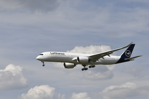 Lufthansa Group touts flexible rebooking due to 'exceptional circumstances'