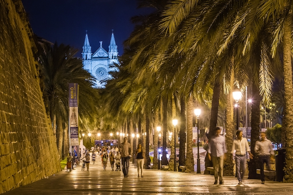Palma promotes long stay 'work hub' winter packages
