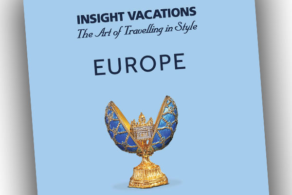 Insight Vacations adds eight discovery trips in Europe for 2018