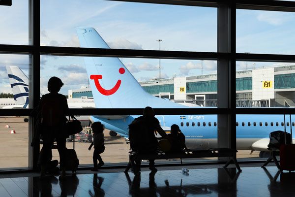 Tui urges Covid testing as winter capacity is cut further
