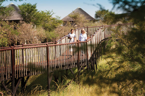 Ten of the best spa safari lodges