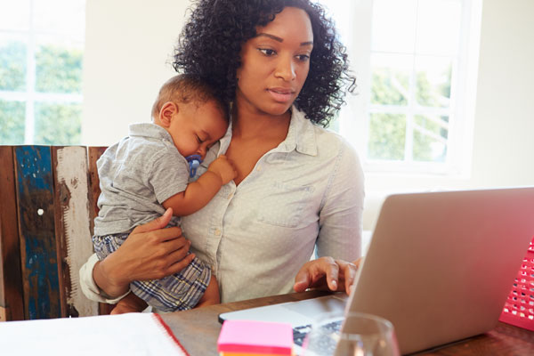 Mental Health Matters: Returning to work for new mothers can be daunting