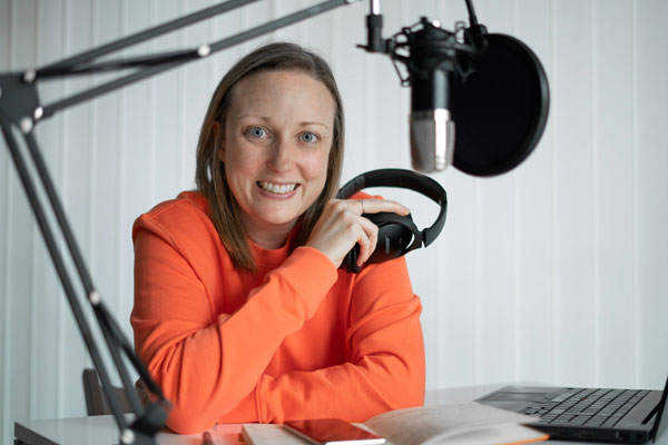 Readers Lives: Travel Counsellors agent launched a podcast during lockdown