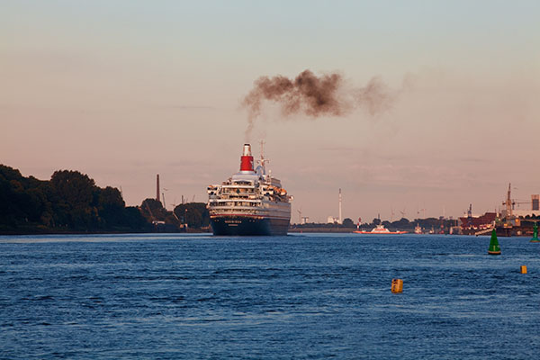 Special Report: Cruise ships face emissions challenge