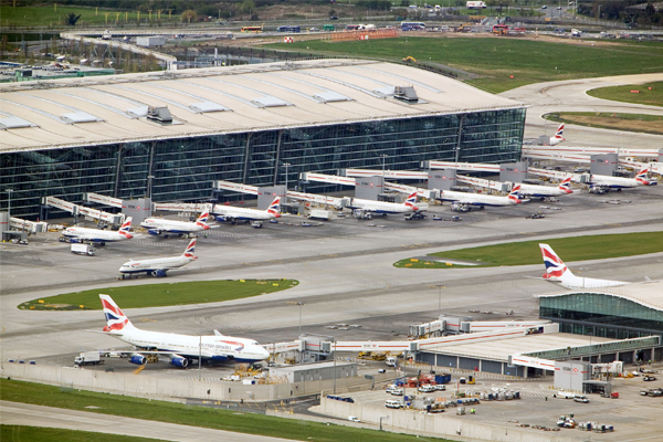 Coronavirus: Heathrow to remain open in face of 'seismic challenge'