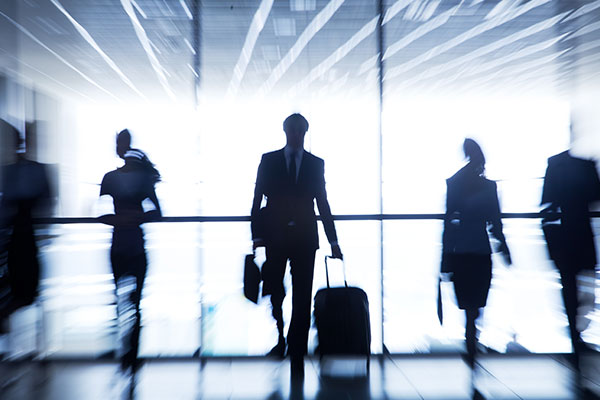 One in two business travellers 'willing' to fly, poll finds