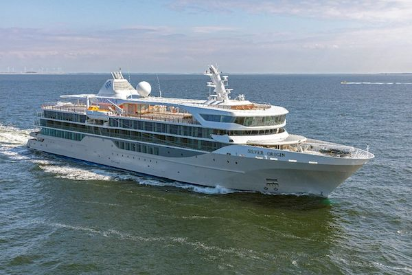 Silversea unveils collection of 157 expedition voyages