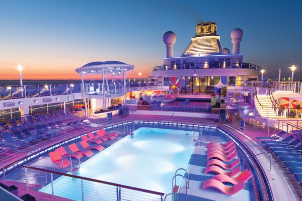 Royal Caribbean and Azamara 'considering' moving UK teams to US