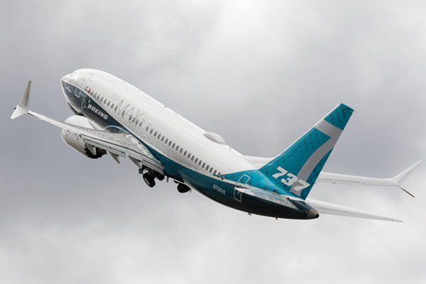 Boeing claims 'important milestone' in 737 Max return to service