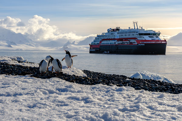 Channel your inner explorer on an Antarctica cruise