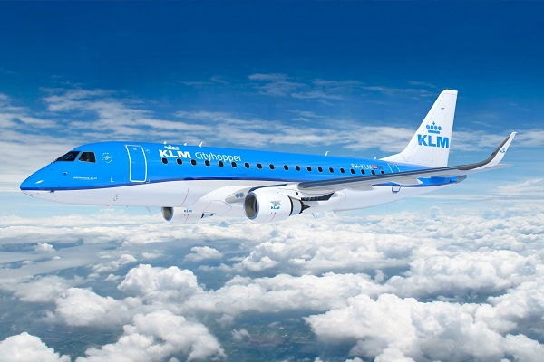 KLM returns to Southampton with Amsterdam service