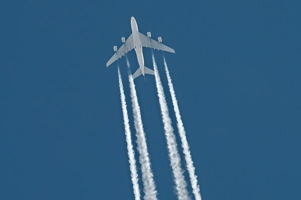Taxing aviation fuel in Europe 'would cut emissions by 11%'