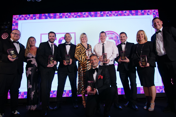 Winners of Royal Caribbean agent awards revealed