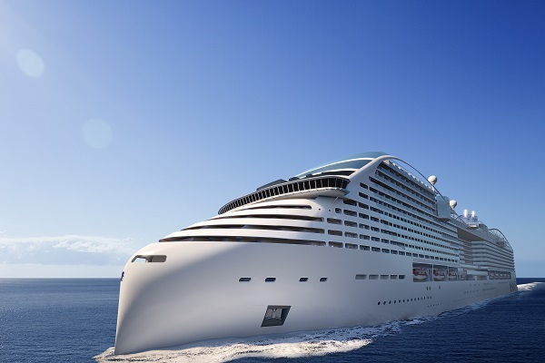 MSC Cruises names first World-Class ship and takes ...