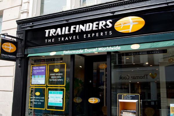 Pandemic exposes 'profound under capitalisation' of travel sector, Trailfinders warns