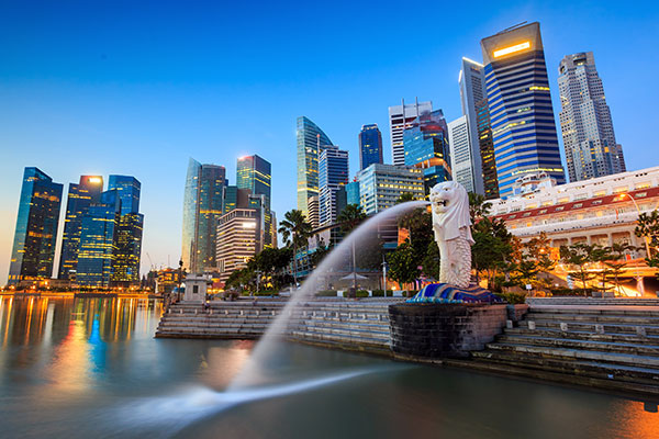 Singapore set to be one of the first destinations in Asia to reopen to Brits