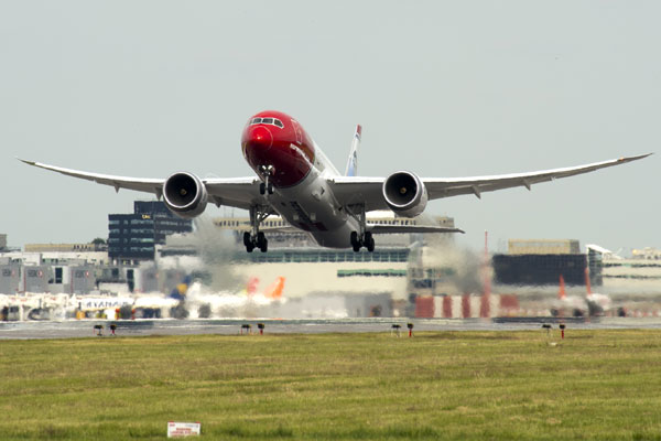 Norwegian Air wins $380m debt lifeline