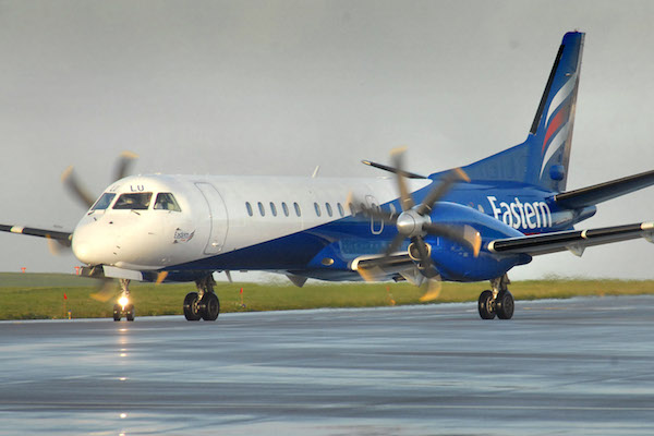 Coronavirus: Eastern Airways hangs fire on additional Southampton route expansion