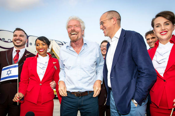 Branson abandons Virgin Atlantic stake sale