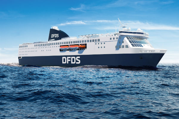 DFDS pledges to continue France and Netherlands sailings
