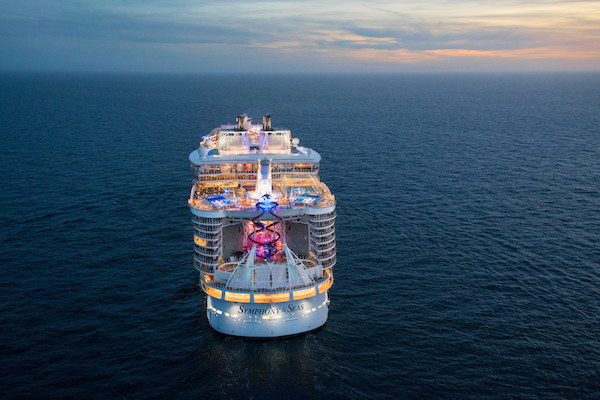 Mega Royal Caribbean ship features in new TV documentary