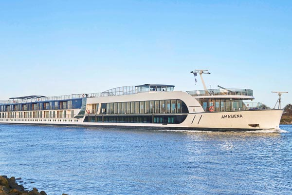 AmaWaterways owners predict 'very bright future' for river sector