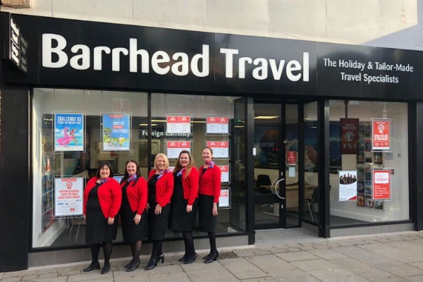 Barrhead Travel reveals next two store locations