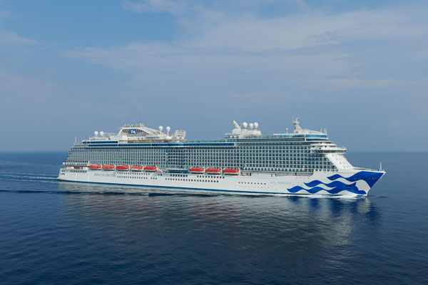 Tried and tested: We step on board Sky Princess