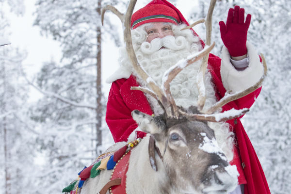 Covid concerns force cancellation of Santa's Lapland trips