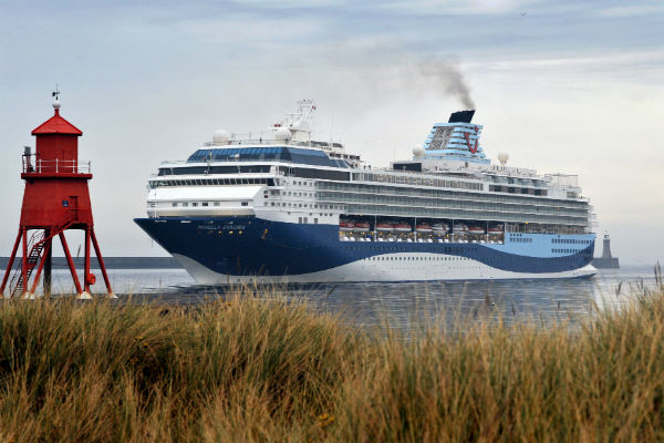 Coronavirus: Marella Cruises cancels sailings for next two weeks
