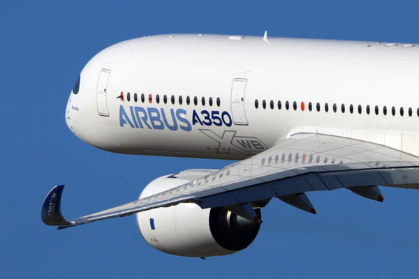 Airbus reveals plan to manage airline ticket price volatility