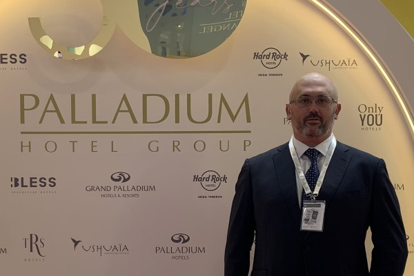 View from Spain: Nacho Gozalbo, Palladium Hotel Group