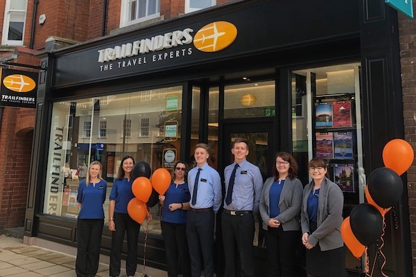 Trailfinders opens new store in Solihull