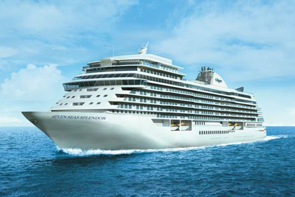 Godmother revealed for Seven Seas Splendor
