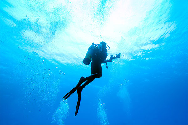 Sandals reports buoyant Scuba interest