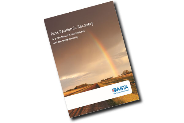 Abta publishes Post Pandemic Recovery guide