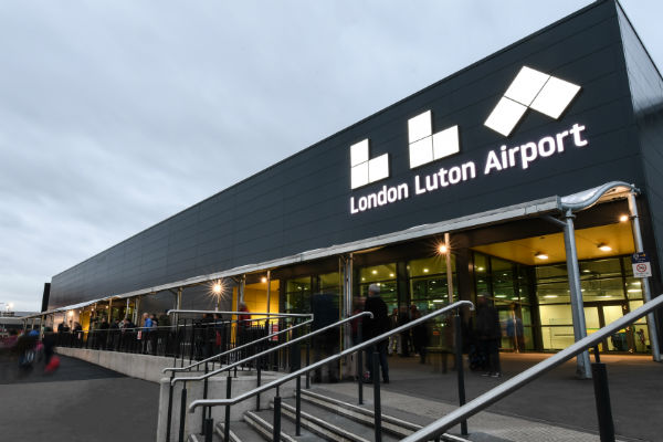 Nearly 200 jobs to go at Luton airport