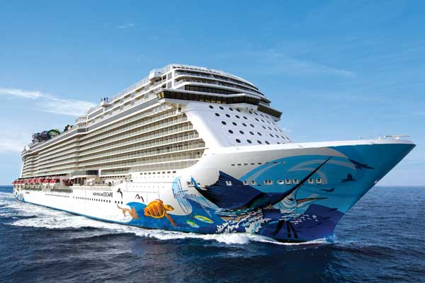 NCL extends suspension of all cruises to March 31