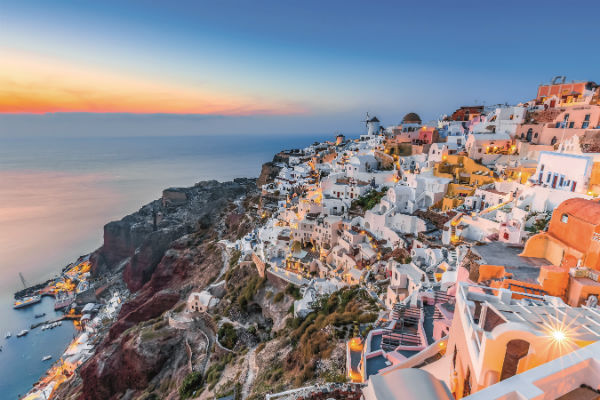Jet2 adds Santorini for summer 2020
