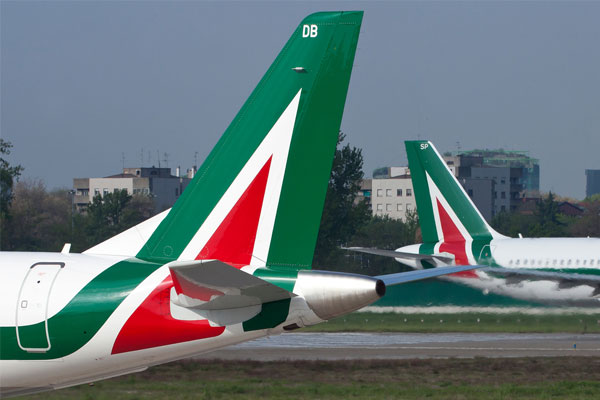 Italian strike triggers flight disruption warning