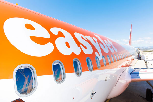 EasyJet to raise £450m through share issue