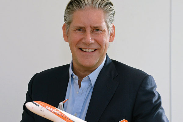 EasyJet boosts cash reserves to £2.3bn