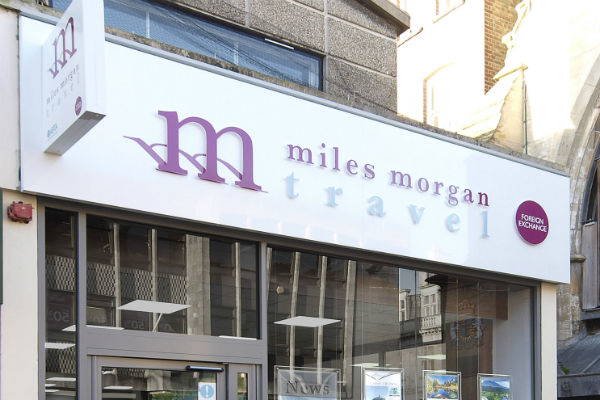 Miles Morgan Travel names first managing director