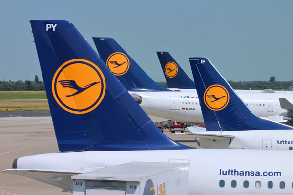 Lufthansa lists 'tax haven' subsidiaries as it seeks €9bn