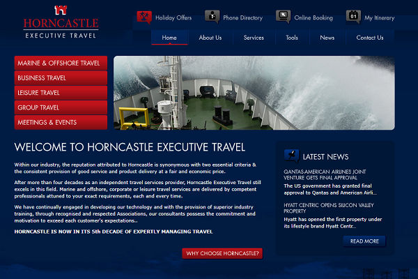 Horncastle Executive Travel ceases trading