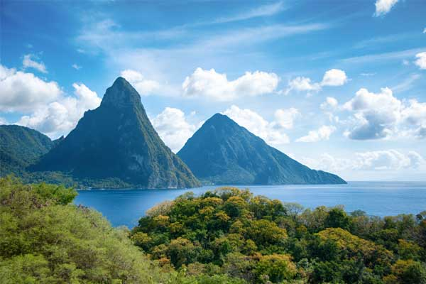 St Lucia outlines phased return of international tourism